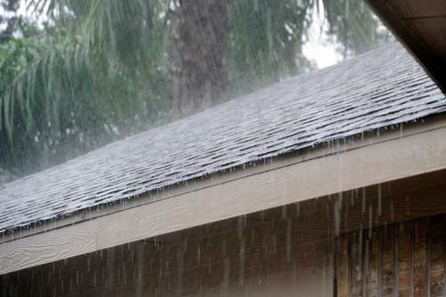 Common Reasons For A Leaky Roof With Wind Driven Rain