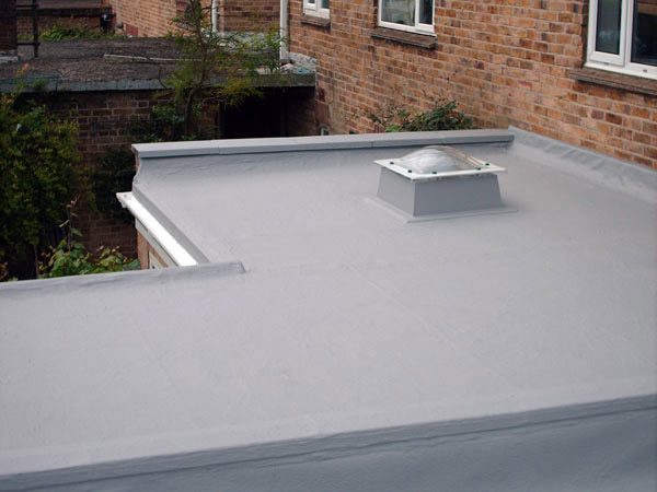 Flat Roof Waterproofing : The benefits of a flat roof roundhay roofing